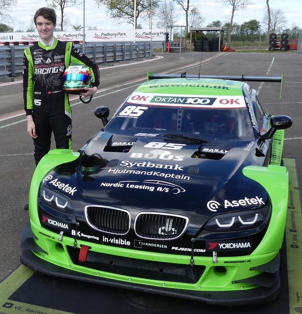 Valdemar Eriksen Super GT